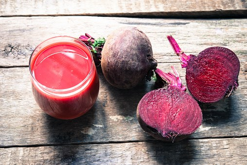 Beet Juice May Help with Exercise Endurance
