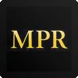 MPR app logo png