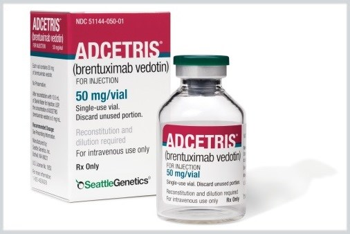 FDA Expands Lymphoma Indication for Adcetris