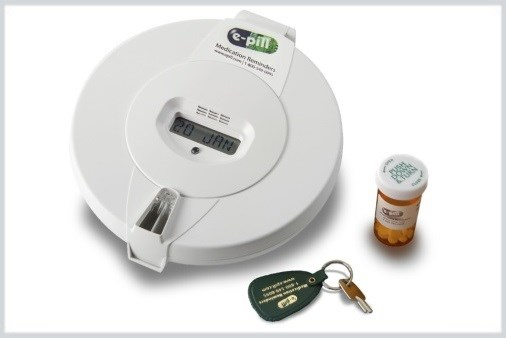 New e-pill Auto Dispensing System to Improve Med Adherence