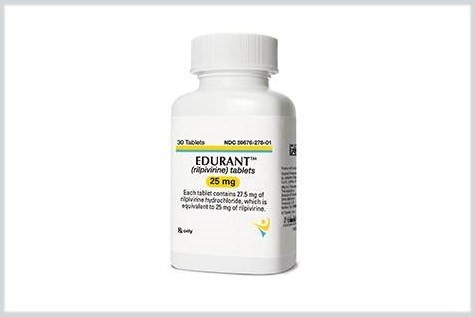 Edurant Label Updated With New Pediatric Indication, Warning