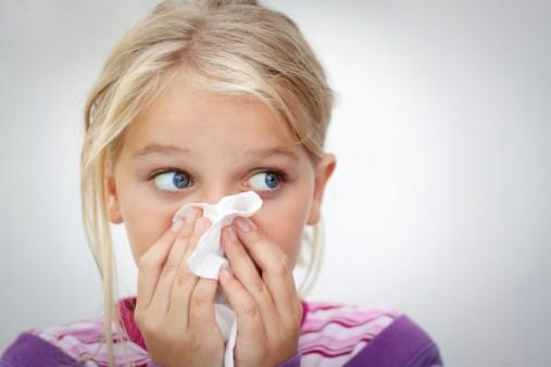 Colds, Flu Could Trigger Stroke in Children