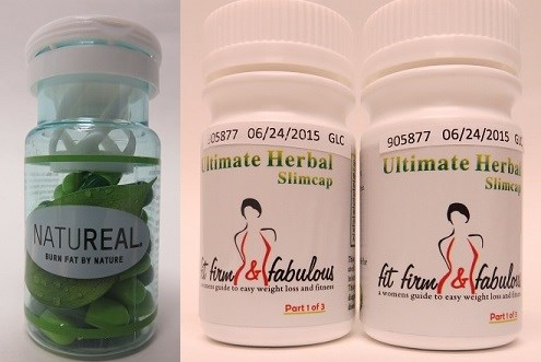 Sibutramine Detected in Two OTC Supplements
