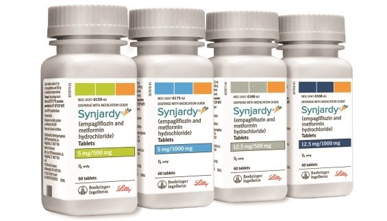 Synjardy Approved for Use in Treatment-Naive T2DM Patients