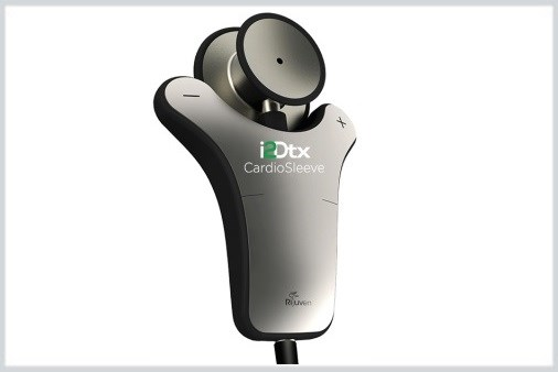 First Smart ECG Stethoscope Attachment Launched for Pediatrics