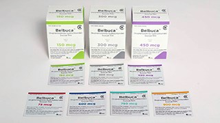 FDA Approves Belbuca for Chronic Pain Management