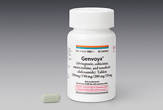 FDA Approves Genvoya for the Treatment of HIV