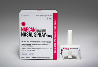 Free cartons of Narcan will be offered to high schools in the U.S.