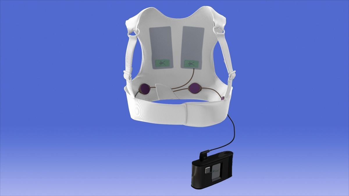 Wearable Cardioverter Defibrillator for Children Approved