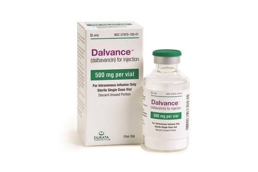 New Dosing Regimen for Dalvance Approved