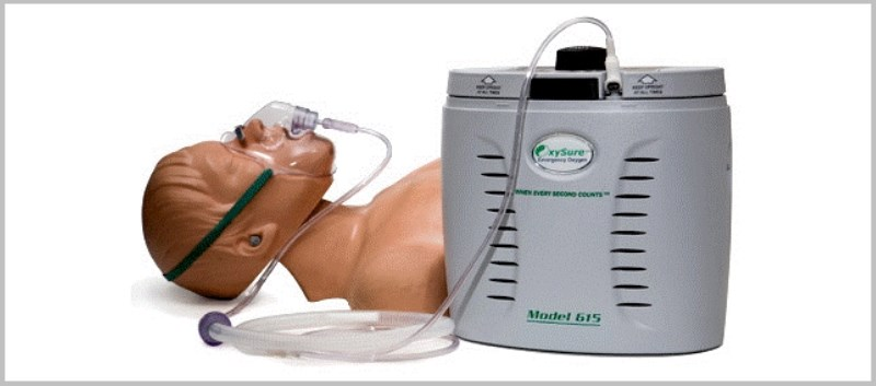 FDA: Stop Using Recalled Portable Emergency Oxygen Device