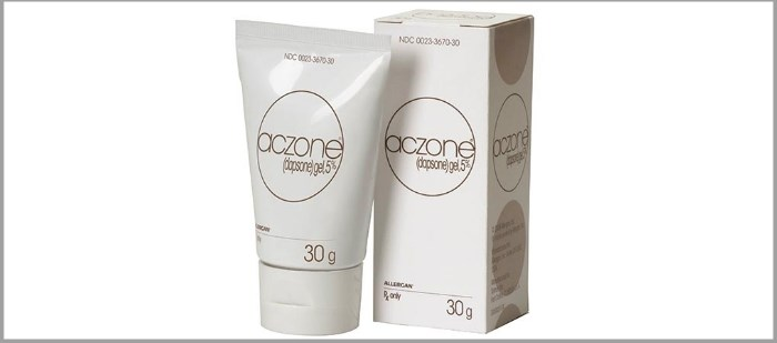 Aczone 5% Gel 30g Tubes Now Discontinued