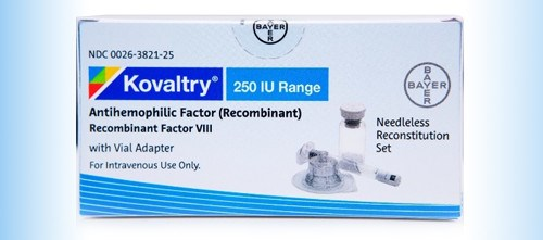 Kovaltry Gets FDA Approval for Hemophilia A