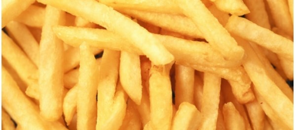 An increased consumption of French fries was associated with a higher risk of hypertension