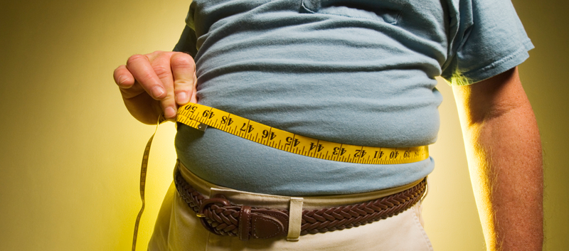 Lowest Mortality Rate Group Show Increases in BMI Score
