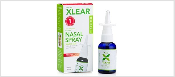 Xylitol-Based Nasal Care Products Available OTC