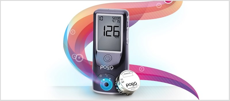 POGO Glucose Monitoring System Simplifies Testing for Patients