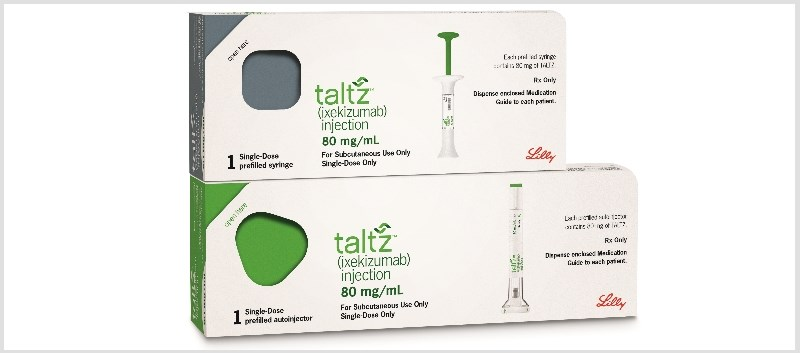 Taltz is an interleukin-17A antagonist