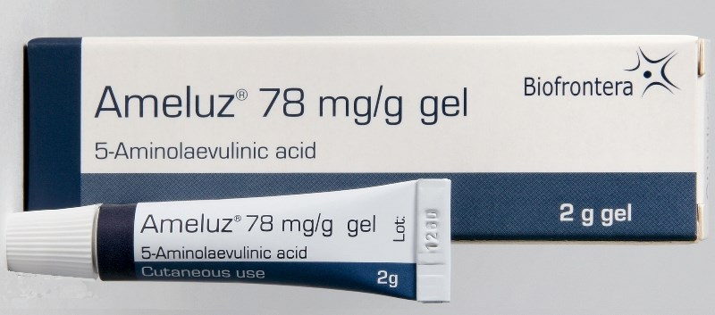 Ameluz Gel Approved for Treating Actinic Keratoses