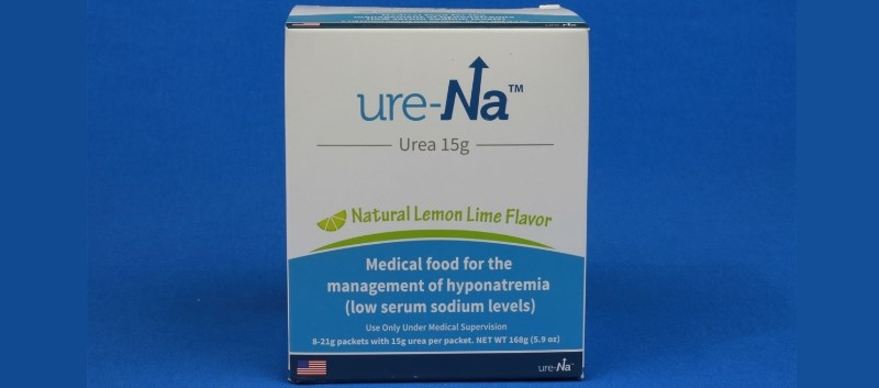 Ure-Na Launched for Hyponatremia Management