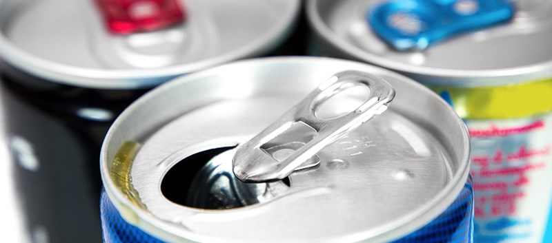 Energy Drinks May Significantly Increase Blood Pressure