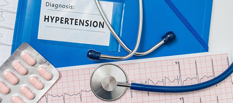 The study evaluated 240 patients with hypertension