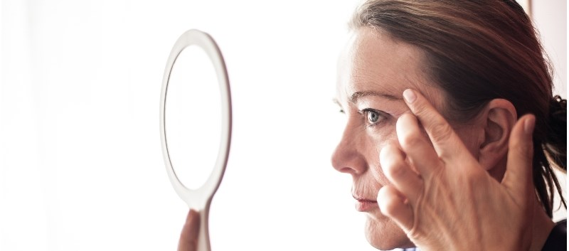 Supplement plus topical serum linked to improvement in total wrinkle count