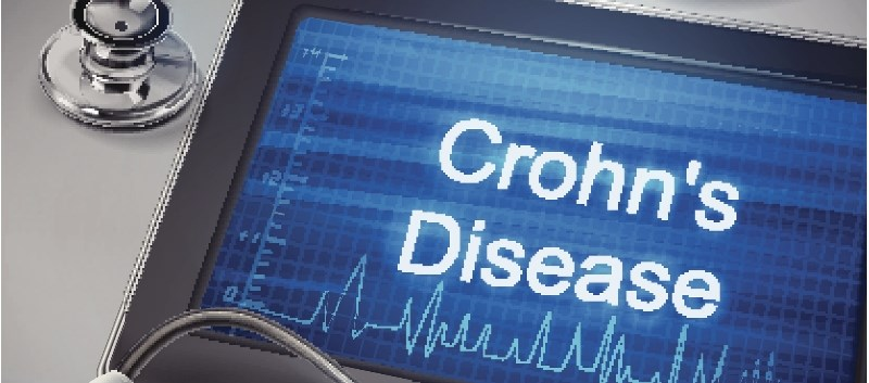 Previous studies of antimetabolite therapy in Crohn's disease has produced conflicting results