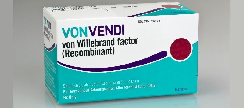 Vonvendi Launched for von Willebrand Disease