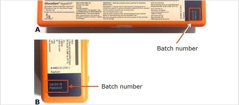 The affected batches include FS6X270, FS6X296, FS6X538, FS6X597, FS6X797 and FS6X875