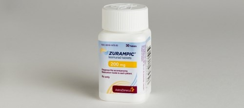 Zurampic is a URAT1 inhibitor