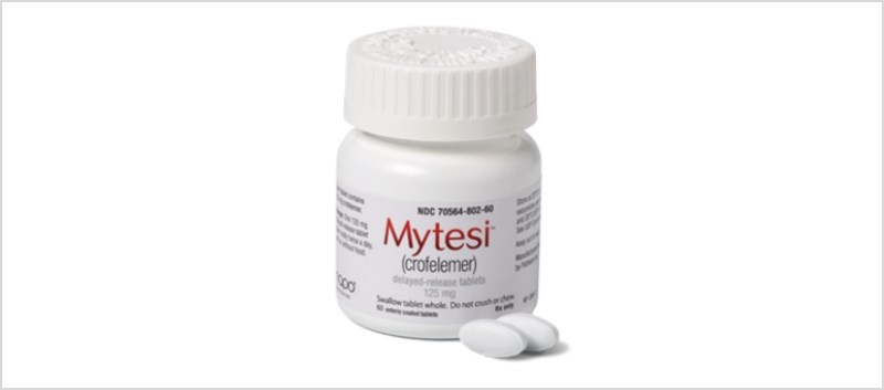 Mytesi was formerly marketed under the brand name Fulyzaq