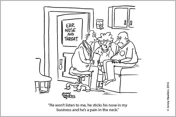 Weekly Cartoon: Monday, November 7