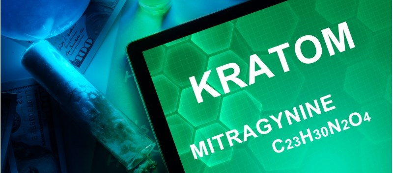 The FDA is aware that people are using kratom to treat conditions like pain, anxiety and depression
