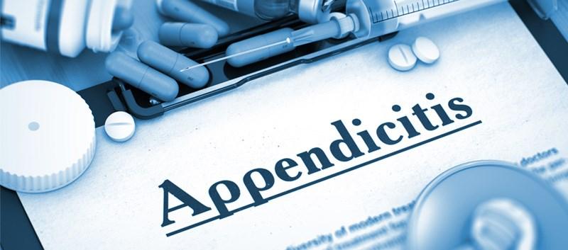 Antibiotics safe as initial treatment for acute appendicitis