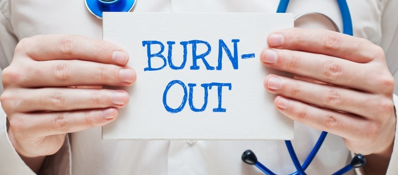 Physicians who are burned out less likely to ID medicine as a calling