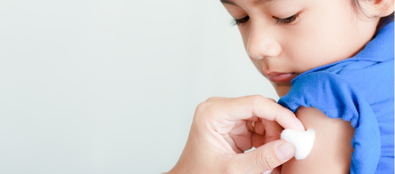 Impact of Vaccination Measured Against Flu-Linked Pediatric Deaths