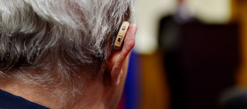 Dementia Risk Up in Older Patients with Hearing Loss