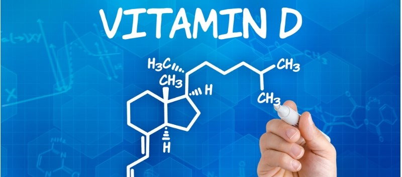 Researchers analyzed vit D3 doses of 400, 800, 1600, 2400, 3200, 4000, 4800 IU/day or placebo in 163 individuals