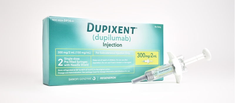 Dupilumab Beneficial for Patients with Severe Steroid