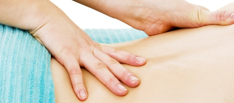 Massage therapy for chronic low back pain effective