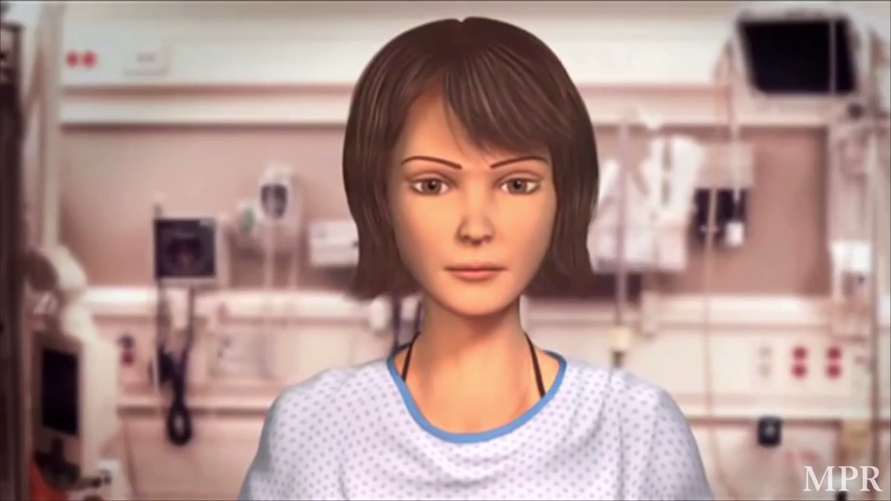 Virtual Human Simulation Teaches Future Docs Communication Skills