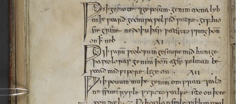 A Recipe for Antibiotic Success May be Found in Medieval Texts