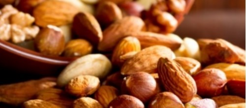 Nut Consumption Linked to Survival in Colon Cancer Patients