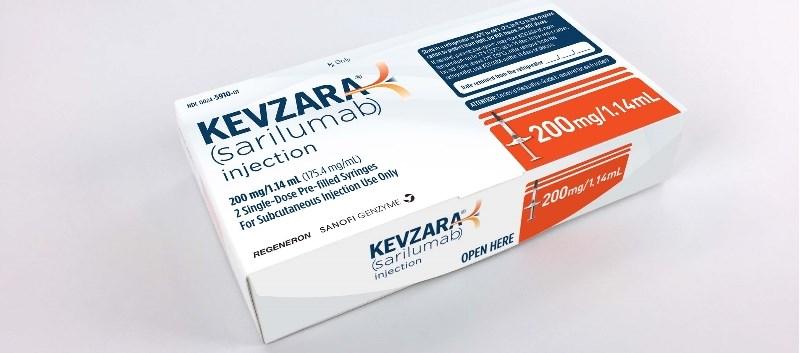 Kevzara Available for the Treatment of Rheumatoid Arthritis