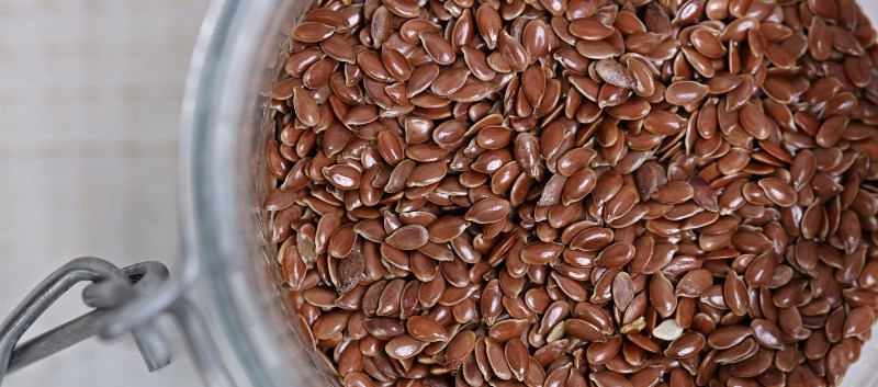 Flaxseed Consumption Tied to Weight Reduction