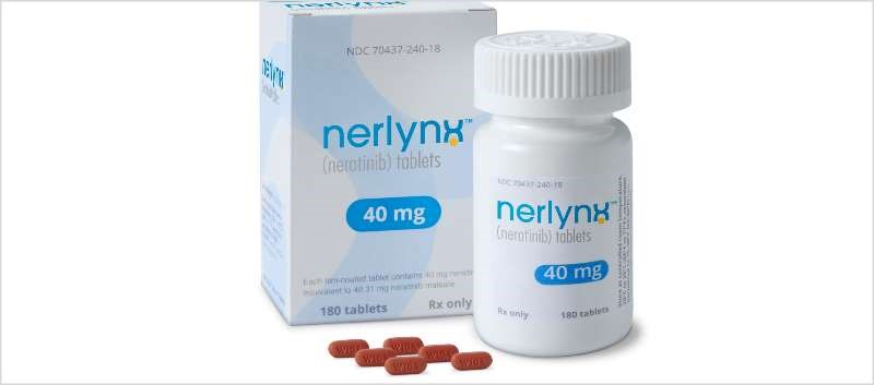 Nerlynx Available for Extended Adjuvant Tx of HER2+ Early Stage Breast Cancer
