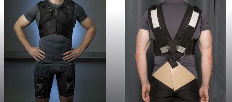 'Smart' Undergarment Helps Reduce Stress on the Lower Back