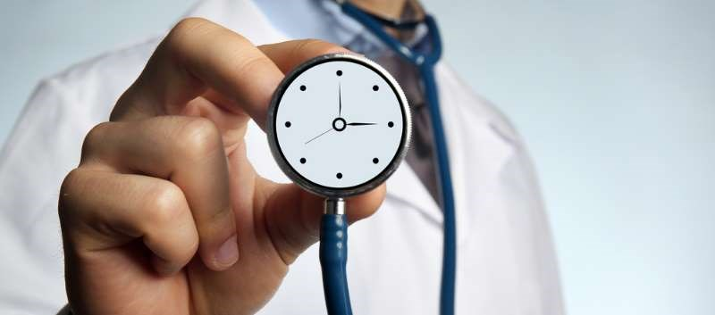 Time Pressure Leads to Serious Consequences for Clinician