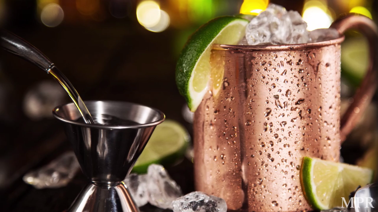 Officials Concerned About Cocktails Served in Copper Mugs